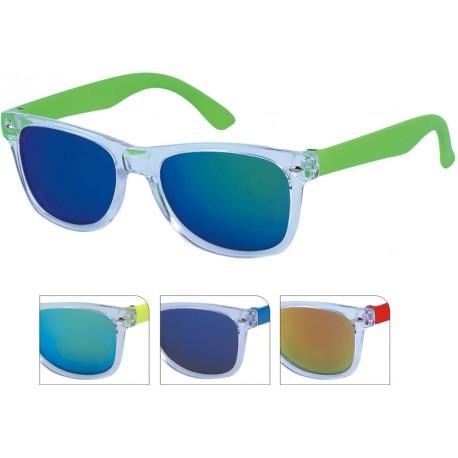 reloj a91b2 a3ca4 Gafas de sol infantil Frontal Translucido