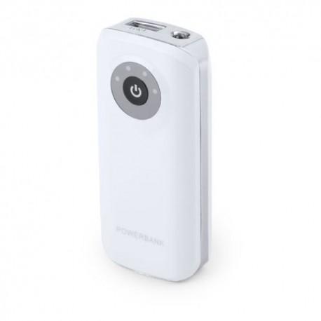 batería auxiliar externa para móvil de gran capacidad de carga de 4.000 mAh.