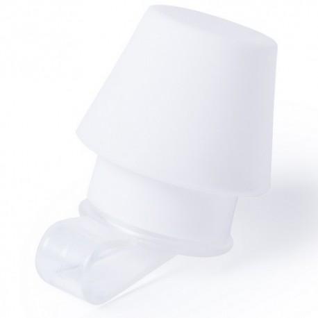 Lámpara de silicona