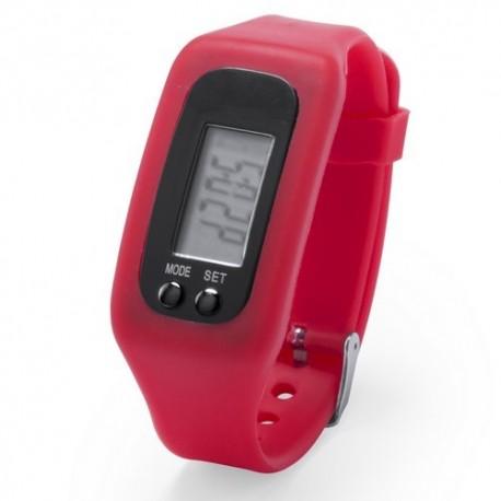 Reloj con correa de silicona Drogon