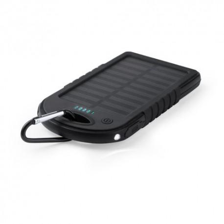 Batería auxiliar externa de recarga solar