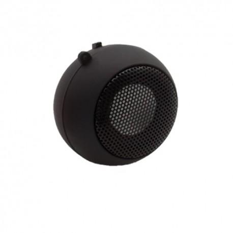 Altavoz de diseño esferico con batería recargable