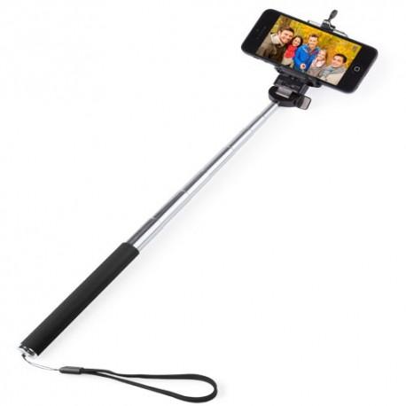 Palo para selfie plegable.