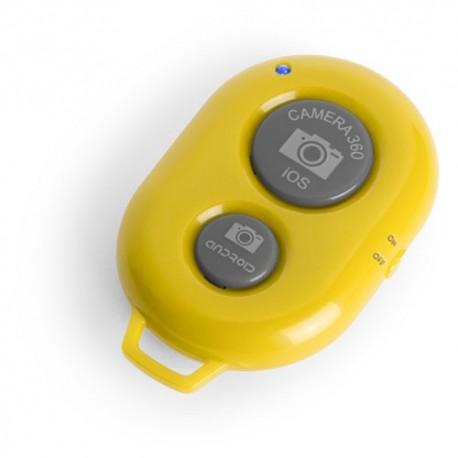 Dispositivo remoto que se conecta por bluetooth al móvil y actúa como disparador automático