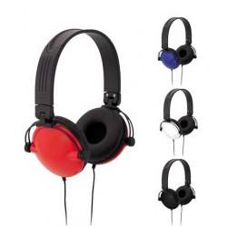 Ligeros y cómodos auriculares de diadema ajustables