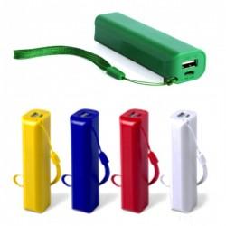 Batería auxiliar externa para el móvil o la tablet