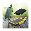 Power bank Lenard de recarga solar