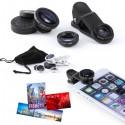 3 lentes universales para movil