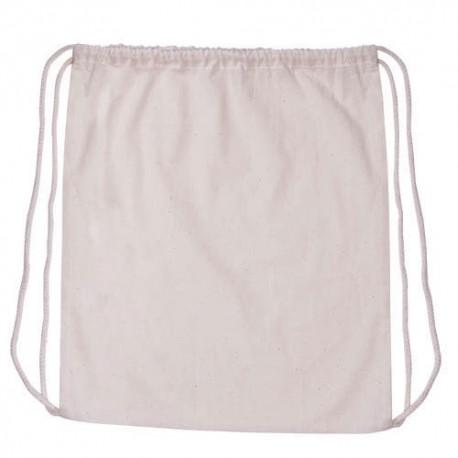 Mochila plana 100% algodón