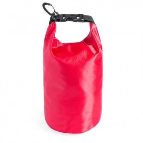 Bolsa impermeable con cierre estanco