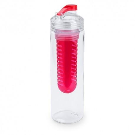 Botella bidón con compartimento para fruta