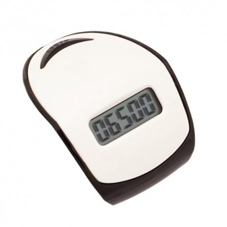 Podómetro calcula pasos
