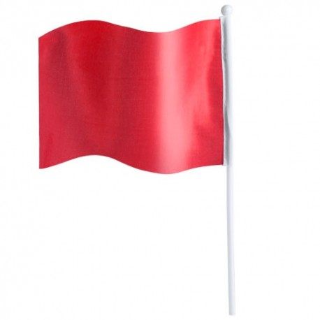 Divertidos banderines para eventos. Banderin rojo