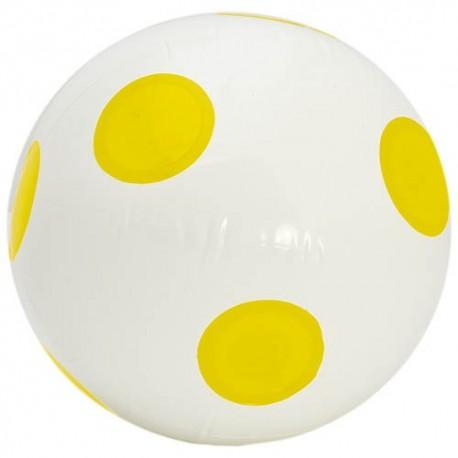 Balón playa lunares