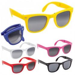 Divertidas gafas de sol plegables