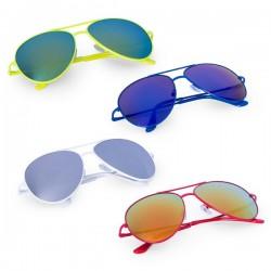 Gafas de sol metálicas de estilo aviador