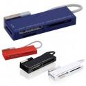 Lector tarjetas USB Hades