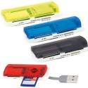 Lector tarjetas USB Dira