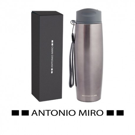 Termo acero inoxidable 500 ml. Antonio Miró