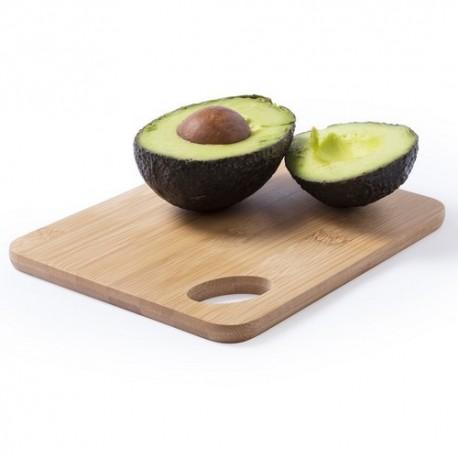 Tabla de cortar fabricada en madera de bambú