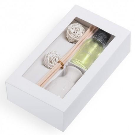 Difusor aromático con una agradable fragancia a jazmín