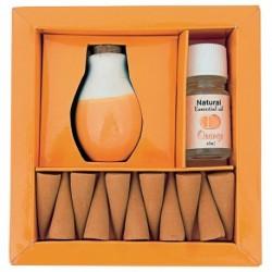 Set aromático con fragancia azahar