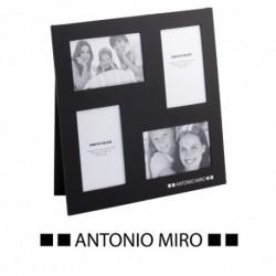Portafotos de Antinio Miró para 4 fotos