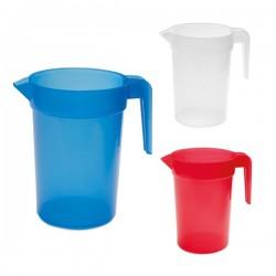 Jarra de plástico de 1 litro
