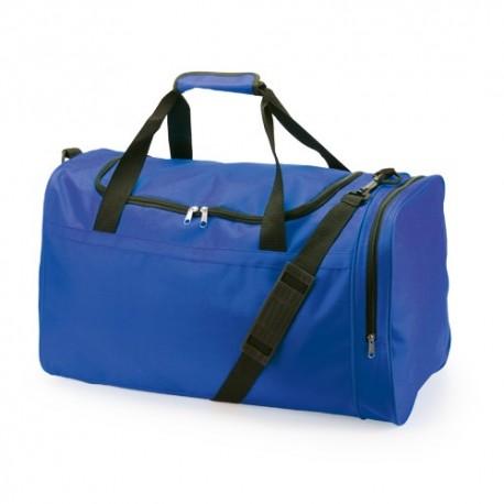 Bolsa de viaje con portazapatos, color azul