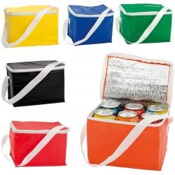 Nevera portatil para 6 latas