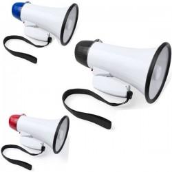 Divertido y original megáfono con 2 funciones
