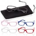 Montura de gafas sin cristal