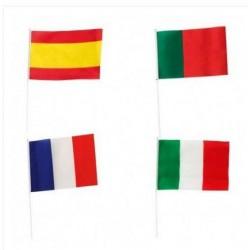 Banderines de España para la decoración de los festejos