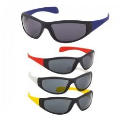 Gafas de sol diseño deportivo.