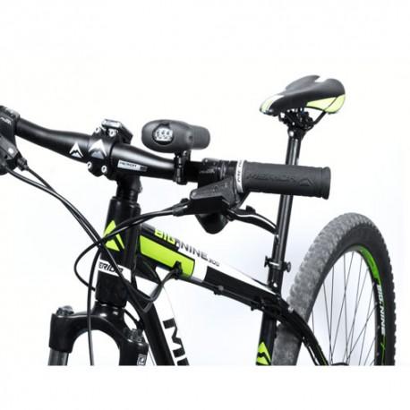 Foco frontal led para bicis