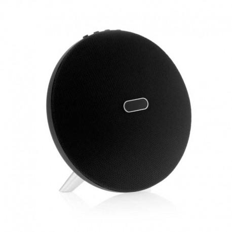 Altavoz con diseño circular Clarmunt, con conexión Bluetooth