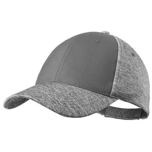 Gorra de poliéster colores grises