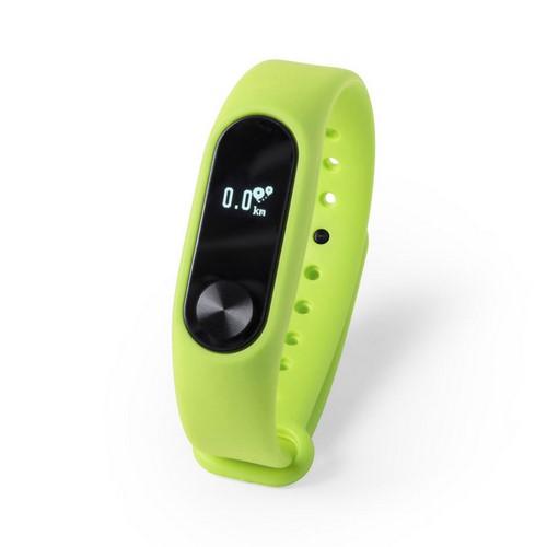 Reloj inteligente multifuncional, color verde claro